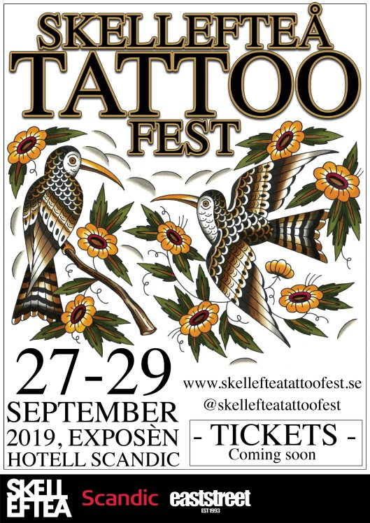 Tattoo fest 2019